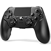 VOYEE Wireless Controller for PS-4 with Rechargeable Battery