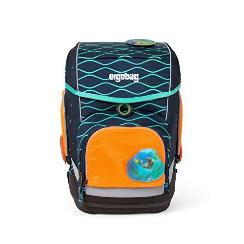 ergobag pack Sicherheitsset - Sicherheitsset, 3-teilig - Orange - Orange