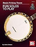 Banjo Picking Tunes - Fun Solos to Play