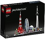 LEGO 21051 Architecture Tokio Skyline-Kollektion, Bausteine, Basteln für Kinder und Erwachsene