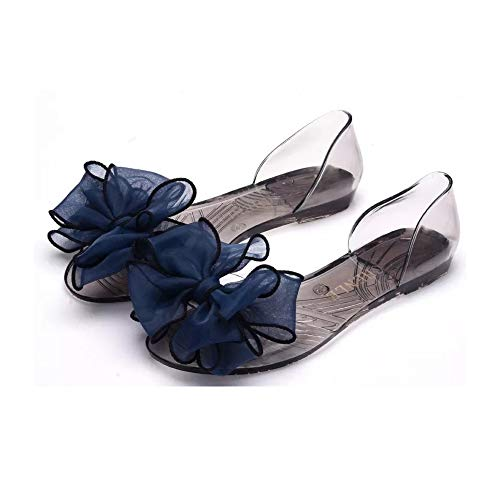 Top 10 best selling list for peep toe flat shoes with bow