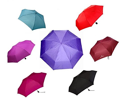 Citizen Brand 3 Fold Multicolor Umbrella
