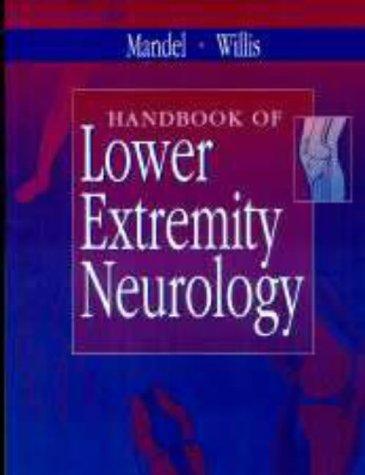 Handbook of Lower Extremity Neurology