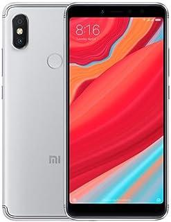 "Xiaomi Redmi S2 (64GB) 5.99"" Display, Snapdragon 625, Dual Rear Camera, Fingerprint Sensor, GSM Unlocked Smartphone (Gray)"
