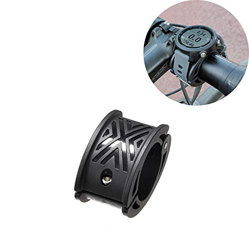 Tuson Bicycle Watch Mount,Garmin Forerunner Bicycle Mount Kit - Designed for Garmin Forerunner Watch Series and Other Watches (Handlebar Mount)