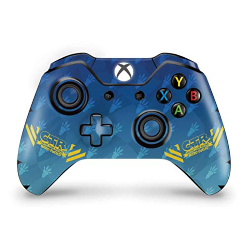 Skin Adesivo para Xbox One Fat Controle - Crash Team Racing Ctr