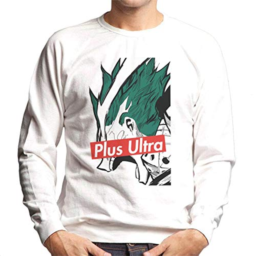 Plus Ultra Skate Brand My Hero Academia Men's Sweatshirt
