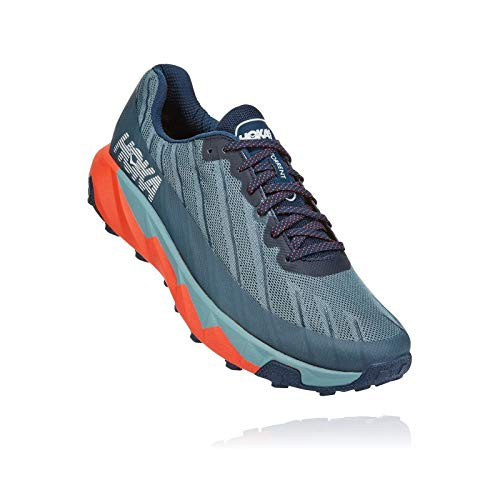 Hoka - Chaussures Trail Torrent Homme 43 1/3 - Turquoise