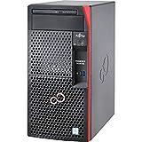 富士通 PRIMERGY TX1310 M3 8GB ディスクレスモデル DP変換ケーブル無し(Celeron G3930/タワー)