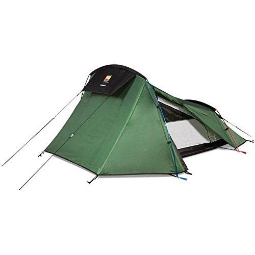 Wild Country Tent Coshee 3-Tienda de campaña, verde, talla
