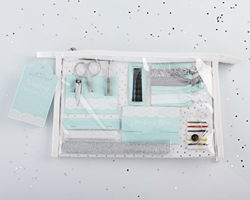 Kate Aspen, Something Blue Hochzeit Survival Kit, Brautschmuck Geschenk, Party Favor