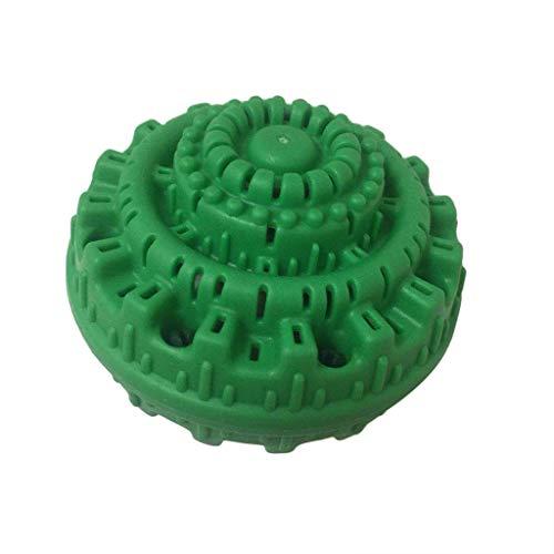Dasongff Iologische wasbal - schoon wassen volledig zonder wasmiddel, EcoWashingBall, antibacterieel, speciaal geschikt voor mensen met allergieën, baby's en kinderen, milieuvriendelijke wasbol X 2 8 x 6cm*2 beige