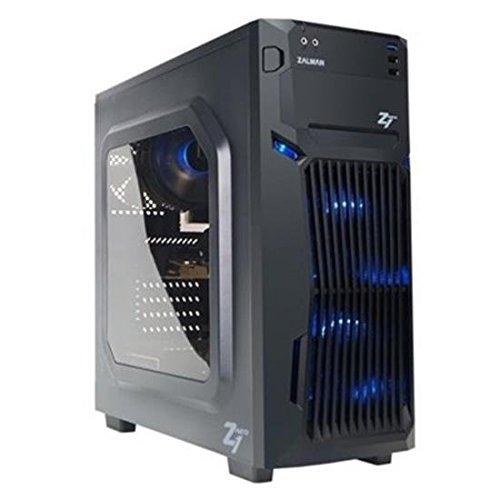 Zalman Z1Neo PC-Gehäuse schwarz