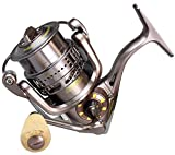 FTM Tubertini Aryas 3000 Adatto per la Pesca di trote o Spinning TFT...