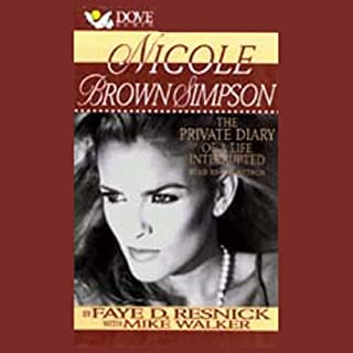 Nicole Brown Simpson audiobook cover art