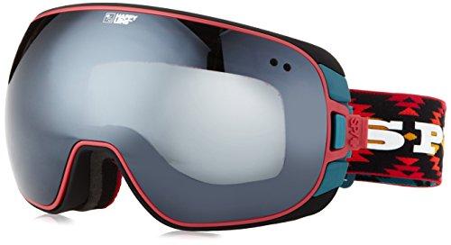 Spy Snow Goggle Doom with Bonus Lens, Happy Gray Green, One size