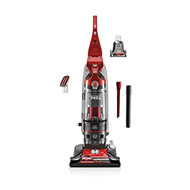 Hoover Vacuum Cleaner WindTunnel 3 Pro Pet Bagless Corded Upright Vacuum UH70930