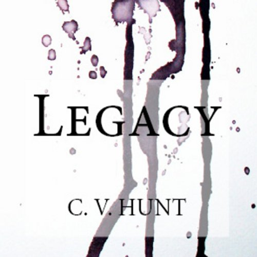 Legacy audiobook cover art