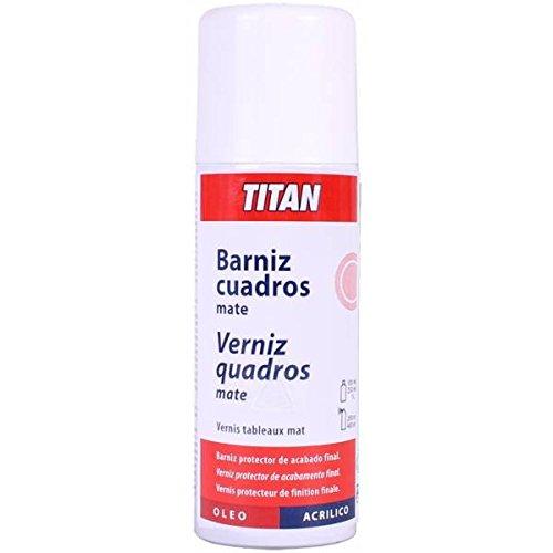 TITAN Lack Karo matt 400ml Spray Oleo/Acryl
