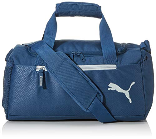 PUMA Unisex – Erwachsene Fundamentals Sports Bag S Sporttasche, Dark Denim, OSFA
