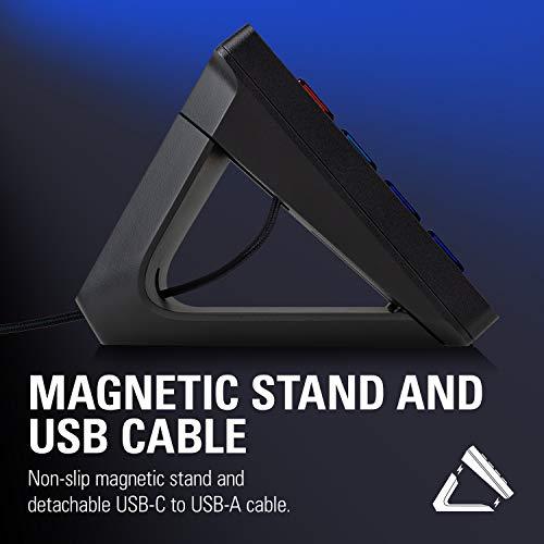『CORSAIR elgato STREAM DECK XL ライブコンテンツ作成コントローラー メーカー保証2年 USB3.0 LCDボタン:32個 10GAT9901』の4枚目の画像