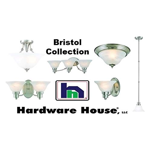 Hardware House 544452 54-4452 Bristol 5 Light Chandelier, 24