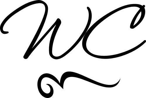 Selbstklebender Deko Türaufkleber, Beschriftung , Text ~ WC ~ Wandtattoo, 68092-20x13 cm, Wandaufkleber, Sticker Aufkleber für die Wand, Fensterbild, Tapetensticker, Türaufkleber, Tattoo aus Markenfolie - aus 32 Farben wählen