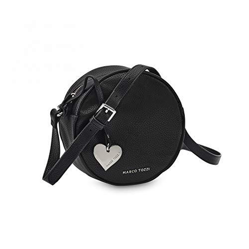 MARCO TOZZI Women's 2-2-61006-26 Handbag, Black, Normal