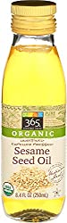 365 Everyday Value, Organic Sesame Seed Oil, 8.4 fl oz