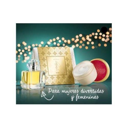 Avon Today Geschenkset EDP f. Sie und Bade- und Duschgel 175 ml