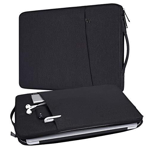 "13-13.3 Inch Waterproof Laptop Case Sleeve for Acer Chromebook R13, ASUS ZenBook 13, HP Envy X360/Spectre x360 13.3"", Dell Inspiron 13, Dell XPS 13, LG Gram, ASUS, Lenovo, 13 inch Laptop Bag for Men"