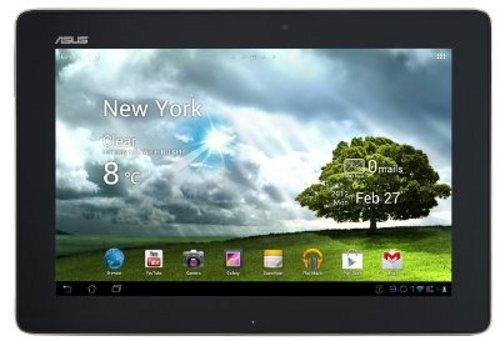 Asus Transformer Pad TF300T - Tablet (25,7 cm/10,1', procesador NVIDIA Tegra 3, 1,2 GHz, 1 GB de memoria RAM, memoria interna de 16 GB, tarjeta gráfica NVIDIA 12 GeForce, SO Android, convertible en portátil), color dorado [Importado de Alemania]