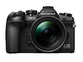 Olympus OM-D E-M1 Mark III Micro Four Thirds System Camera Kit (20 Megapixel Sensor, 5-Axis Image Stabilisation, 4K Video, Wi-Fi, Bluetooth) + M.Zuiko Digital ED 12-40 mm f2.8 PRO Lens, Black (B084GGMNWL) | Amazon price tracker / tracking, Amazon price history charts, Amazon price watches, Amazon price drop alerts