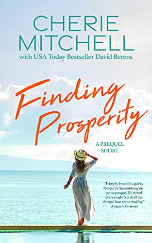 Finding Prosperity: A quirky, suspenseful, thrilling mystery with a touch of romance. (The Prosperity Spartanburg Files)