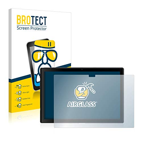 BROTECT Panzerglas Schutzfolie kompatibel mit Blackview Tab 8 - AirGlass, extrem Kratzfest, Anti-Fingerprint, Ultra-transparent
