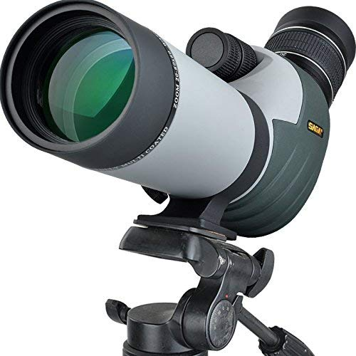 GXY Traveling to See The Scenic Telescope,20-60 X Spotting Scope Ipx7 Nitrogen-Filled Waterproof Shockproof Tripods and Bags Watch Archery Travel / 80mm Scope+1.4m Tripod