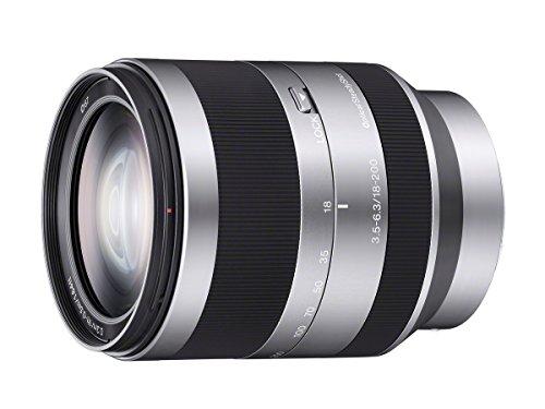 Sony Alpha SEL18200 E-mount 18-200mm F3.5-6.3 OSS Lens