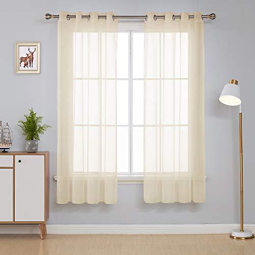 cortinas translucidas jardin