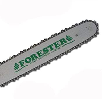 Forester 18  bar and chain combo for Husqvarna K095 .325 Pitch .050 Gauge