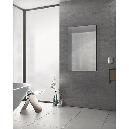 XIMAX Infrarotheizung Spiegel Paneel 600x900x25 mm 600 Watt mit Spiegel