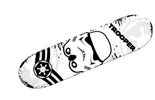 Mondo Skateboard 28161.0Star Wars-–zufällige Design