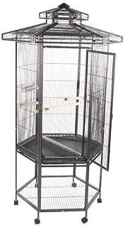 A&E Cages-Hexagonal Aviary Bird Cage