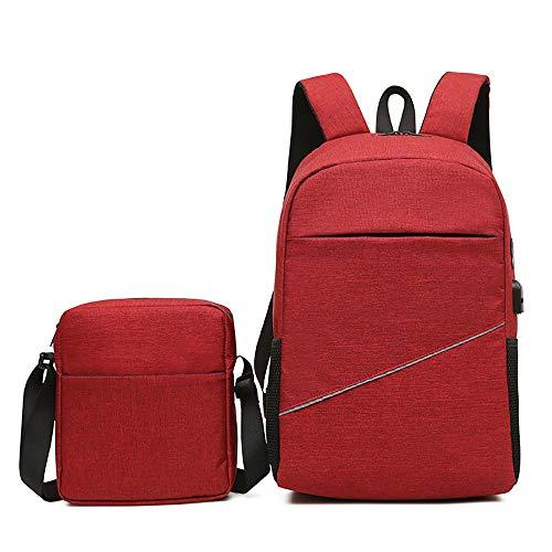 BFVSNGT Travel Backpack, Multi-function Laptop Bag, Large-capacity School Bag (Color : A)
