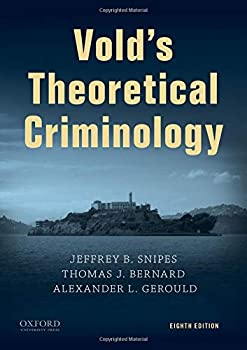 volds theoretical criminology
