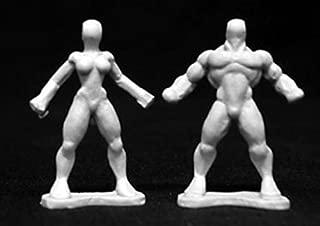 Heroic Sculpting Blanks (4) RPR 75004 by Reaper