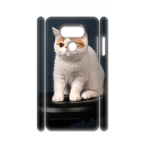 Children with Pet Cat 2 For LG Optimus G6 Phone Shells Plastics Choose Design 44-3