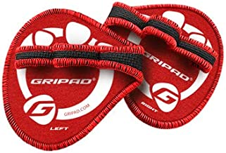 Gripad Classic Workout Grips | The Alternative to Weight Lifting Gloves, Gym Workouts, WOD, Weightlifting & Fitness