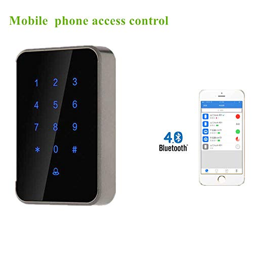 FOUR Electronic Smart Lock, Mobiele telefoon Bluetooth toegangscontrole kaartlezer, smart access control systeem, toegangscontrole kaartlezer