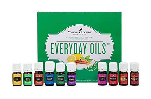 Everyday Essential Oil Collection by Young Living
