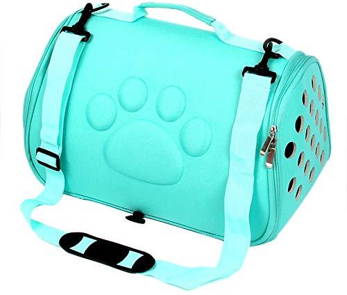 Transportin gato Bolsas de viaje del gato del animal doméstico del bolso...